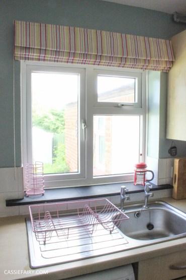 diy-interior-design-small-kitchen-makeover-blinds-seaside-colours-4