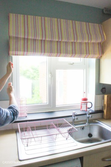 diy-interior-design-small-kitchen-makeover-blinds-seaside-colours-5