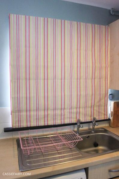 diy-interior-design-small-kitchen-makeover-blinds-seaside-colours-7