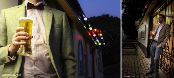 fashion for men - tweed