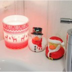 Festive touches for your bathroom
