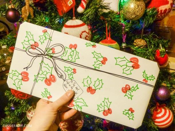 diy christmas voucher instant gift present ideas