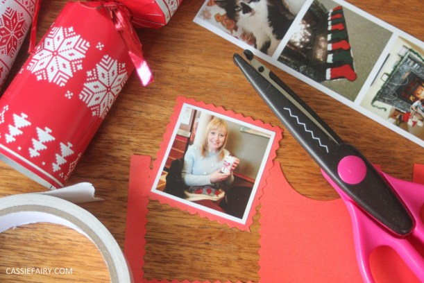 personalised christmas crackers diy project-3