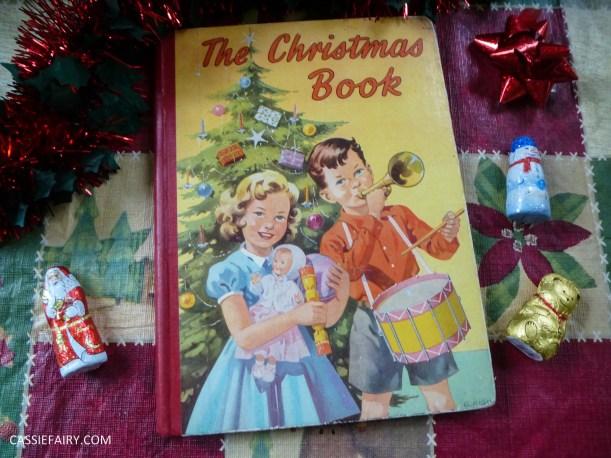 the christmas book vintage retro antique book g higham