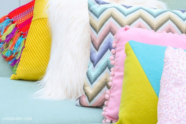 DFS candy colours interior design inspiration for spring summer 2016 textures 2