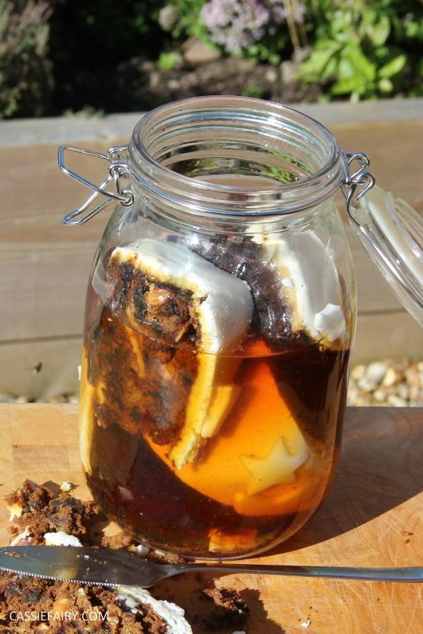 pieday friday recipe christmas cake rum infusion-8