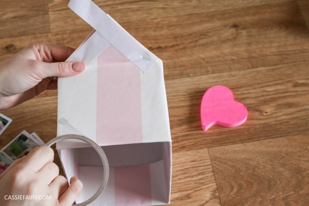 DIY thrifty valentines make your own memory box gift_-14