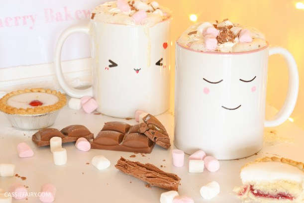 hot chocolate recipes for galentines day diy party gift idea for friends girlfriends-11