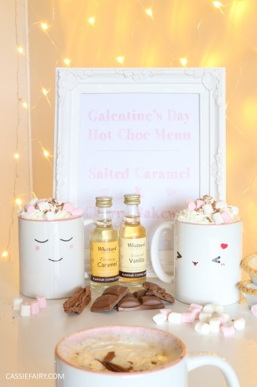 hot chocolate recipes for galentines day diy party gift idea for friends girlfriends-5