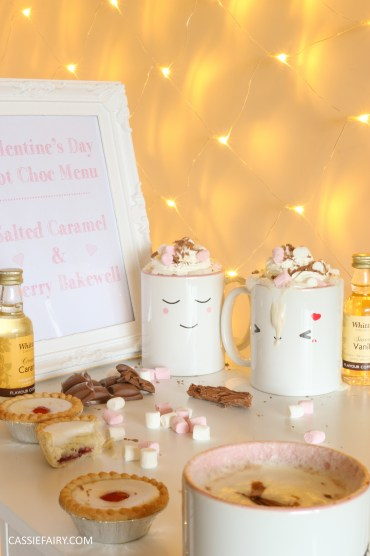 hot chocolate recipes for galentines day diy party gift idea for friends girlfriends-7