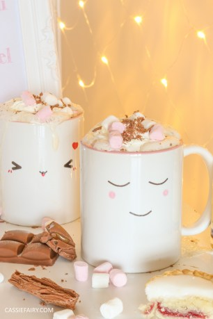 hot chocolate recipes for galentines day diy party gift idea for friends girlfriends-9
