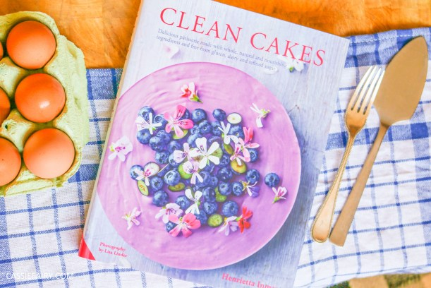recipe cook book review clean cakes henrietta inman
