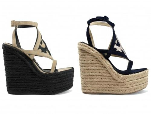 paulie clothing espadrille shoes summer casual footwear tuesday shoesday wedge heels