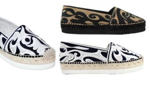 paulie clothing espadrille shoes summer casual footwear tuesday shoesday