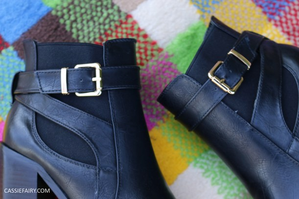 tuesday shoesday knee high boots v ankle boots blog review-6