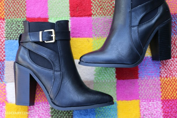 tuesday shoesday knee high boots v ankle boots blog review-9