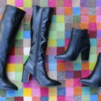 Tuesday Shoesday – Knee-high v ankle boots