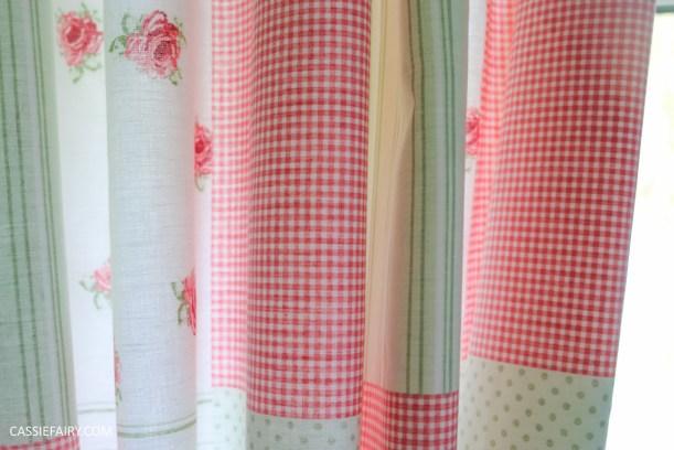 bright colour pink painted bedroom cupboard wardrobe interior diy interior design idea-21