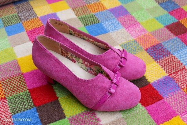 comfortable classy stylish shoes fashion trend for blog awards ceremony from hotter