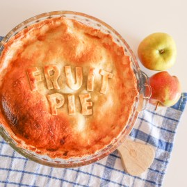 A Collection of Fruit Pie Recipes
