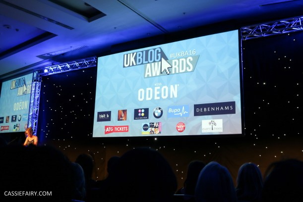 uk blog awards ceremony 2016-19