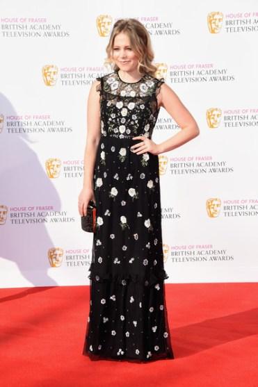 House+Fraser+British+Academy+Television+Awards+poppy+jamie
