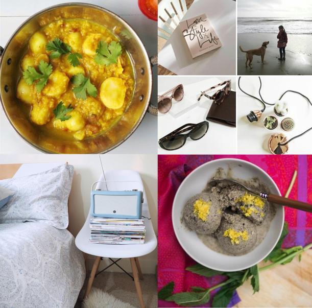 blogger guest post food recipe interior design inspiration