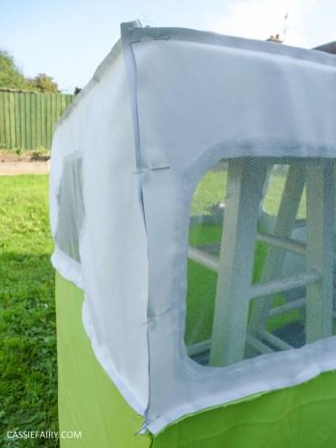 caravan campervan playhouse playroom den wendyhouse sewing project diy step by step tutorial_-5