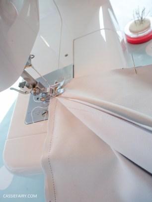 caravan campervan playhouse playroom den wendyhouse sewing project diy step by step tutorial_-6