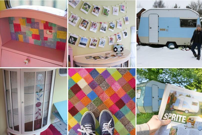 Click to view my all caravan DIY projects...