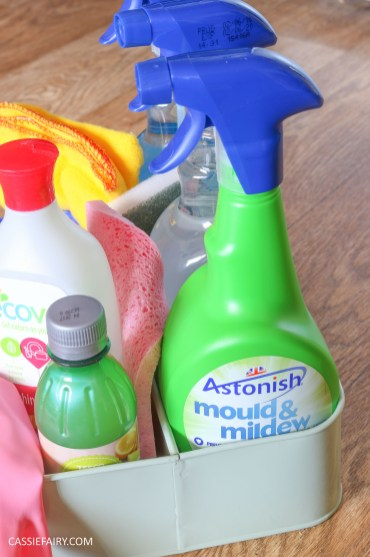 thrifty low cost summer cleaning hacks kitchen bathroom diy cruelty free-17