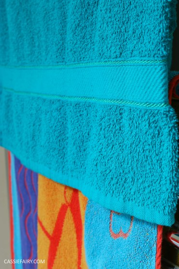thrifty low cost summer coastal bathroom makeover diy project_-14