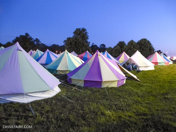 bell tents latitude circus tent canvas marquee teepee tipi colourful-2
