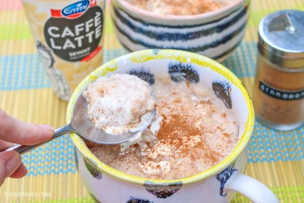 creamy healthy skinny chai latte rice pudding emmi caffe latte-11