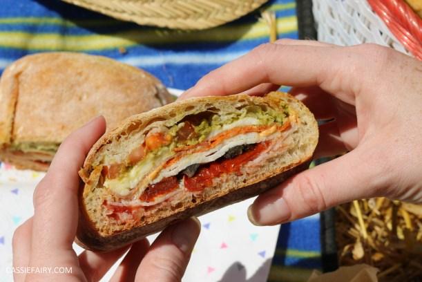 friYAY recipe layered picnic rolls sandwich filling ideas and inspiration-17