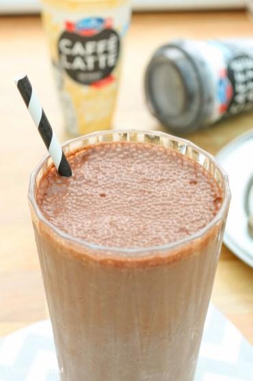 healthy breakfast recipe inspiration friyay smoothie oats coffee latte banana chocolate-17