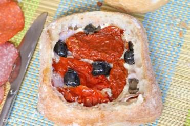 layered picnic rolls recipe mediterranean sandwich friyay-6
