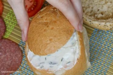 layered picnic rolls recipe tex mex spicy sandwich filling friyay-8