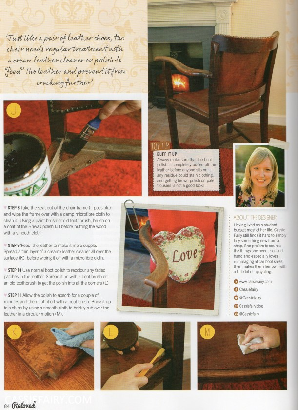 reloved-magazine-cassiefairy-feature-homemade-handmade-diy-project-restoring-leather-chair-issue-38-3-2