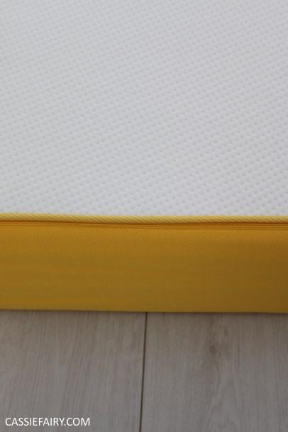 eve memory foam mattress unboxing bed kingsize bedding-4