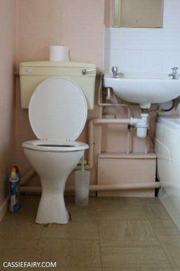 bathroom remodelling renovation makeover decorating project before tiles shower-2