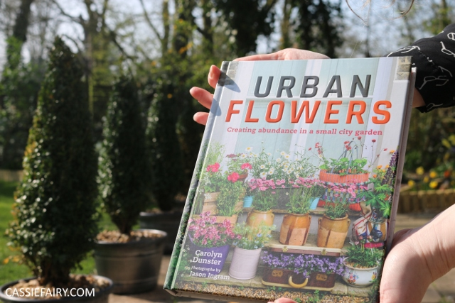 Book review: Urban Flowers + win a copy!