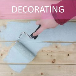 DIY projects & easy room makeovers