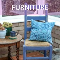 Upcycling projects & budget buys
