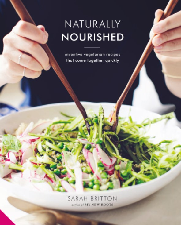 Pieday Friday - Lemony raw beetroot & quinoa salad + win a copy of Naturally Nourished