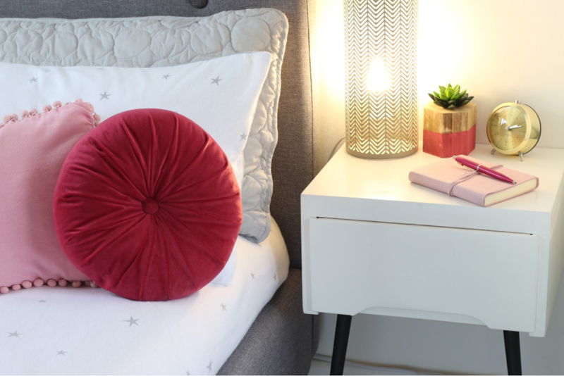 Quick makeover tips for a magazine-worthy bedroom