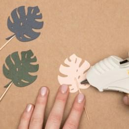 cutting machine crafts diy tropical theme party decor decorations papercraft_
