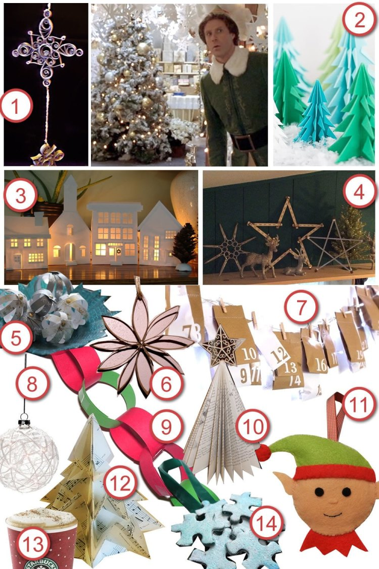 How To Decorate Your Home For Christmas Like Buddy The Elf