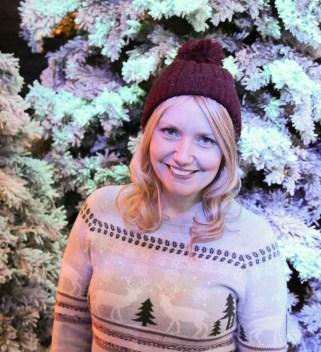 Cassiefairy festive profile pic