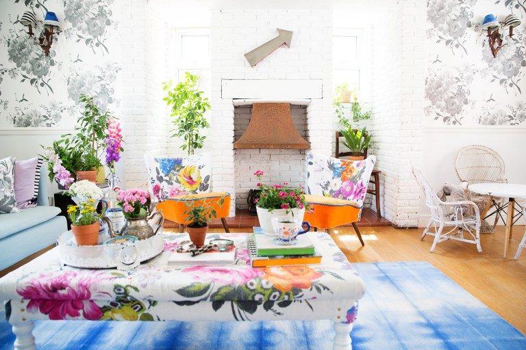 Taking Decor Inspiration From Ju From Interior Design Masters Home Her Tips For Using Colour